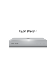 Centrale gateway - smart hub Fibaro Home Center 2 Z-wave FGHC2.01