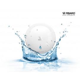 Senzori smart - senzor de inundatie Fibaro Z-wave FGFS-101 ZW5.02