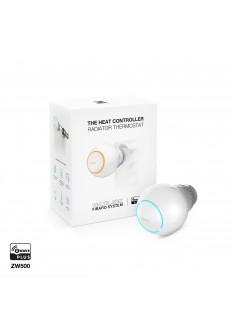 Incalzire climatizare - cap termostatic  smart Fibaro Z-wave FGT-001 ZW5 EU.01