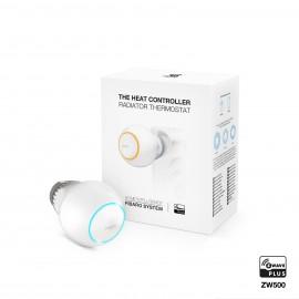Incalzire climatizare - cap termostatic  smart Fibaro Z-wave FGT-001 ZW5 EU.02