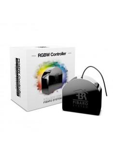 Prize si intrerupatoare - controller rgbw Fibaro Z-wave FGRGBWM-441.01