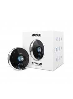 Control acces - video sonerie smart Wifi, Bluetooth Fibaro Intercom FGIC-001.02