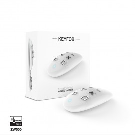 Telecomenzi - telecomanda Fibaro KeyFob FGKF-601.01