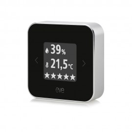 Calitate aer - senzor de calitate aer, temperatura si umiditate Eve Room 10EAM9901.03