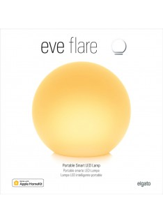 Prize si intrerupatoare - lampa LED smart Eve Flare 10EAX8301.03