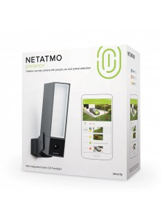 Securitate - camera de supraveghere de exterior smart wifi Netatmo Presence NOC01-EU.02