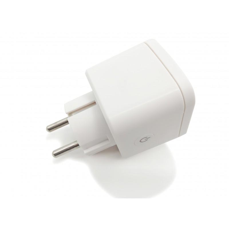 Prize si intrerupatoare - Priza smart plug Tuya WiFi JX04.01