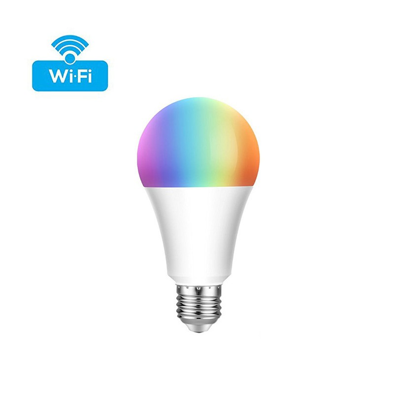 Prize si intrerupatoare - Bec LED RGB Tuya Smart Wifi JXB20.01