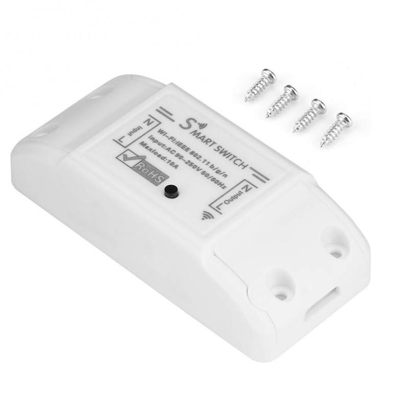 Prize si intrerupatoare - Releu on/off Tuya Smart WiFi SCW NF101.01