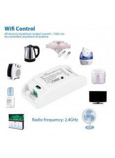 Prize si intrerupatoare - Releu on/off Tuya Smart WiFi SCW NF101.02