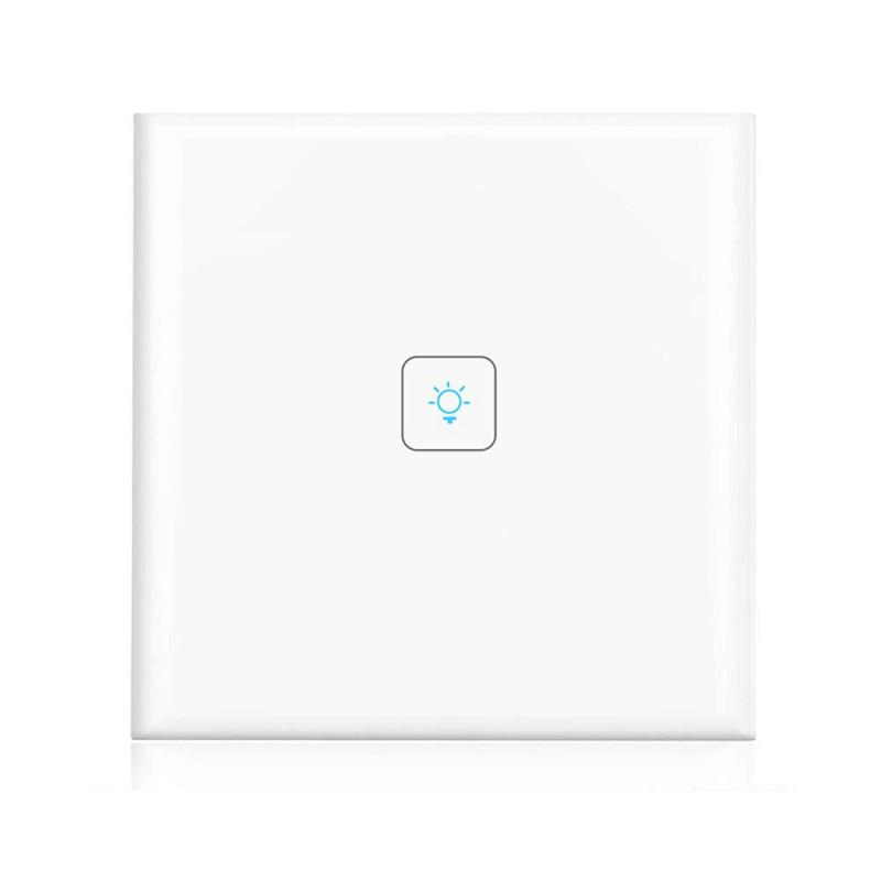 Prize si intrerupatoare - Intrerupator Smart Tuya Wifi  JX15.01