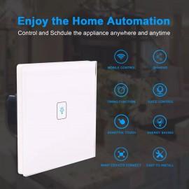 Prize si intrerupatoare - Intrerupator Smart Tuya Wifi  JX15.03
