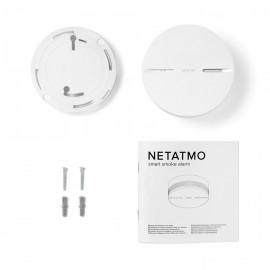 Senzori smart - senzor de fum wifi Netatmo Smart Smoke Alarm NSA-EC.03