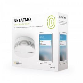Senzori smart - senzor de fum wifi Netatmo Smart Smoke Alarm NSA-EC.04