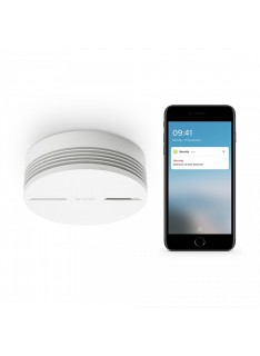 Senzori smart - senzor de fum wifi Netatmo Smart Smoke Alarm NSA-EC.05