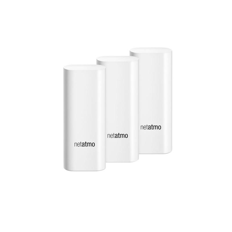 Securitate - senzori smart de usa sau fereastra pentru camera Netatmo Welcome sref.01
