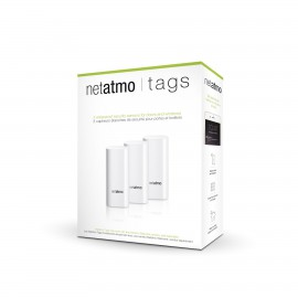 Securitate - senzori smart de usa sau fereastra pentru camera Netatmo Welcome sref.04