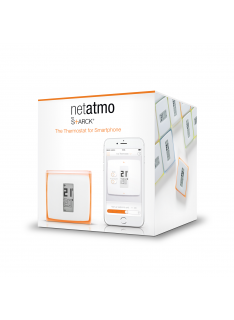 Incalzire climatizare - termostat wifi smart wireless Netatmo NTH01-EN-EU.03