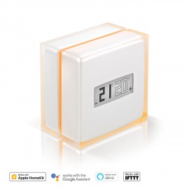 Incalzire climatizare - termostat wifi smart wireless Netatmo NTH01-EN-EU.02