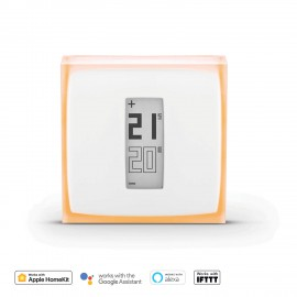 Incalzire climatizare - termostat wifi smart wireless Netatmo NTH01-EN-EU.01