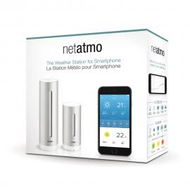 Calitate aer - statia meteo wifi Netatmo NWS01-EC.04