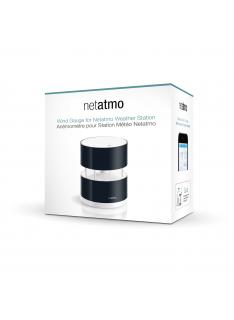 Calitate aer - modul de vant pentru statia meteo wifi Netatmo NWA01-WW.01