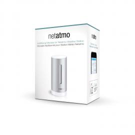 Calitate aer - modul interior aditional pentru statia meteo wifi Netatmo NIM01-WW.02
