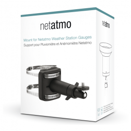 Calitate aer - suport pentru modulul de ploaie sau de vant Netatmo NWM01-WW.02