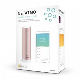 Calitate aer - senzor de monitorizare a calitatii aerului Netatmo Home Coach Wifi NHC-EC.02